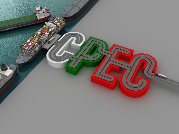 CPEC - China Pakistan Economic Corridor