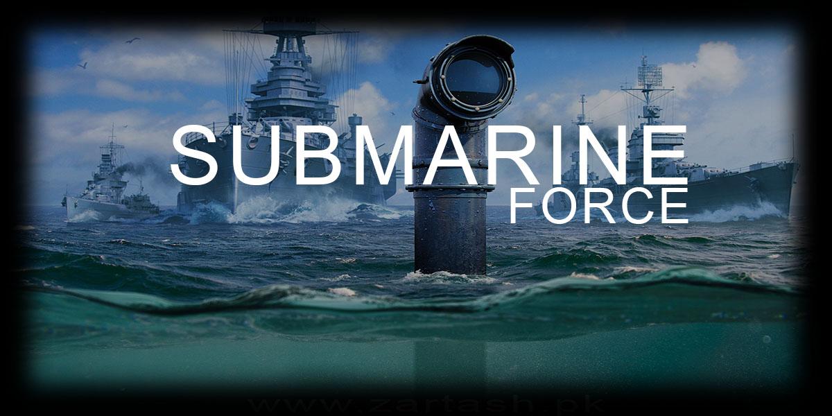 SUBMARINE FORCE