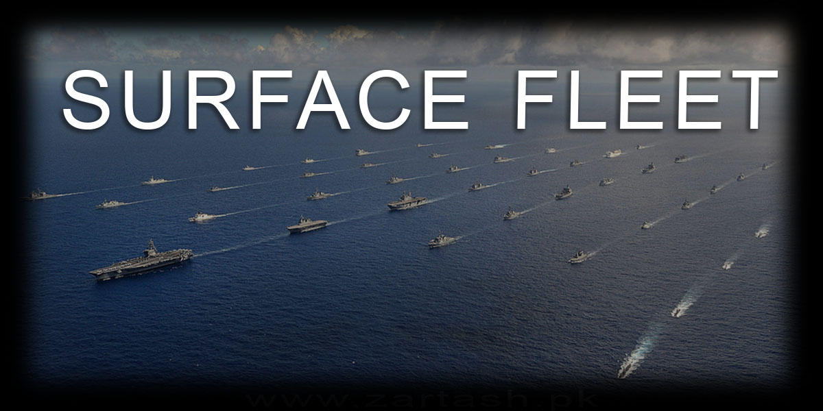 SURFACE FLEET