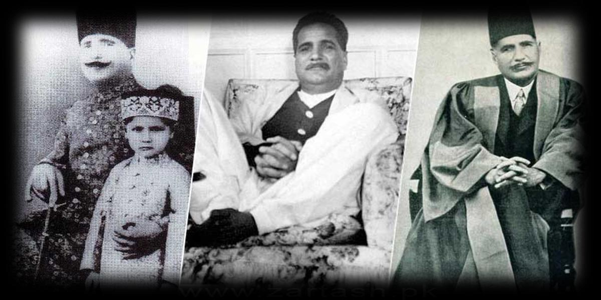 2. Allama Muhammad Iqbal