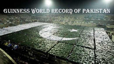 Guinness World Record of Pakistan