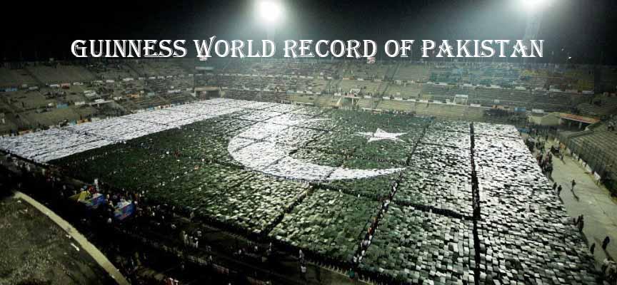 Guinness World Record of Pakistan