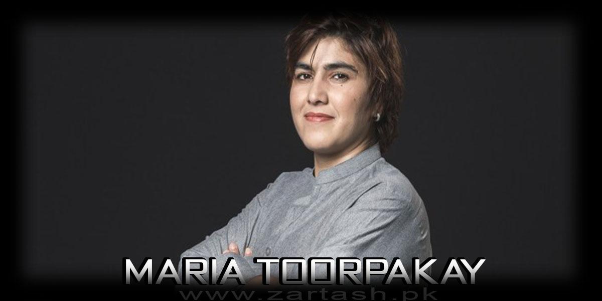 Maria Toorpakay