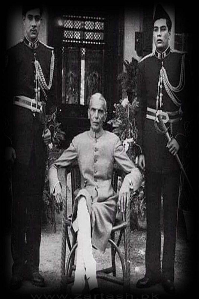 Quid -e- Azam Muhammad Ali Jinnah