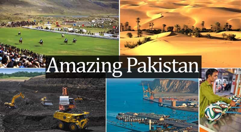 The Amazing People of Pakistan