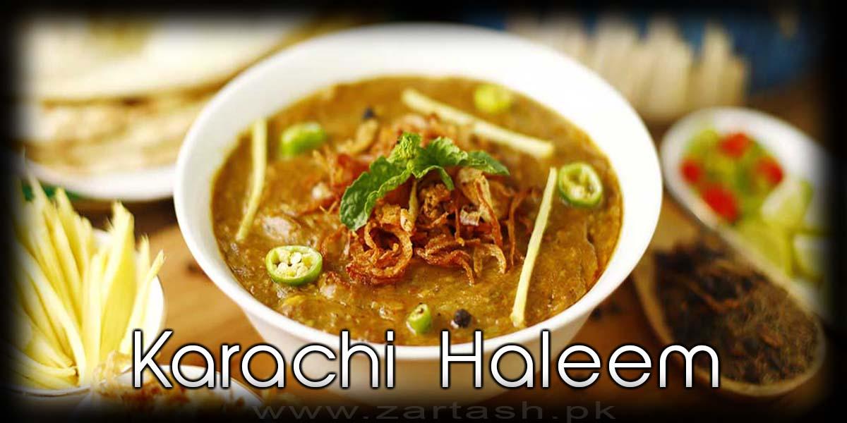 Karachi Haleem