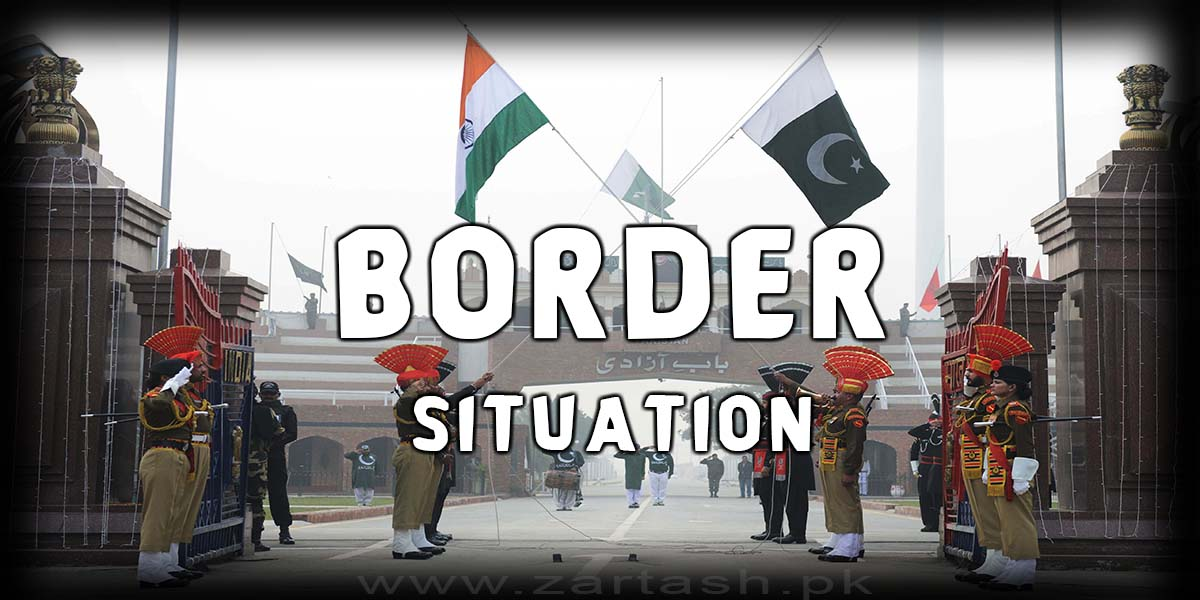 border situation