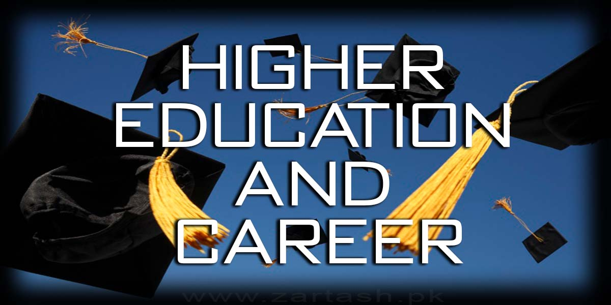 Higher Education and Career