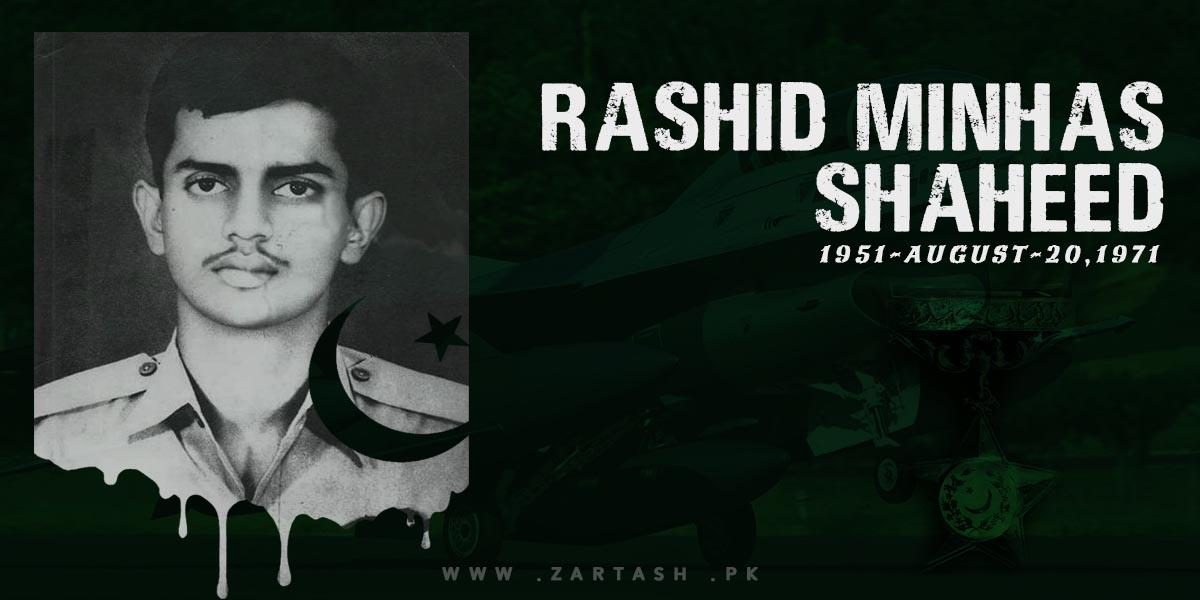 Rashid Minhas Shaheed