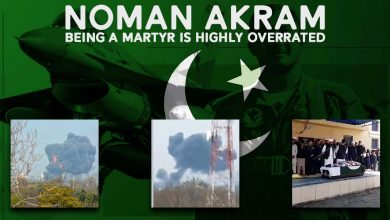 Photo of Noman Akram-Being a martyr is highly overrated