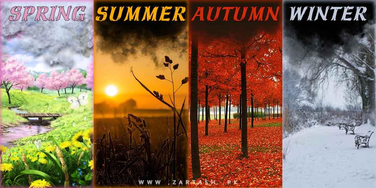 Seasons of Pakistan