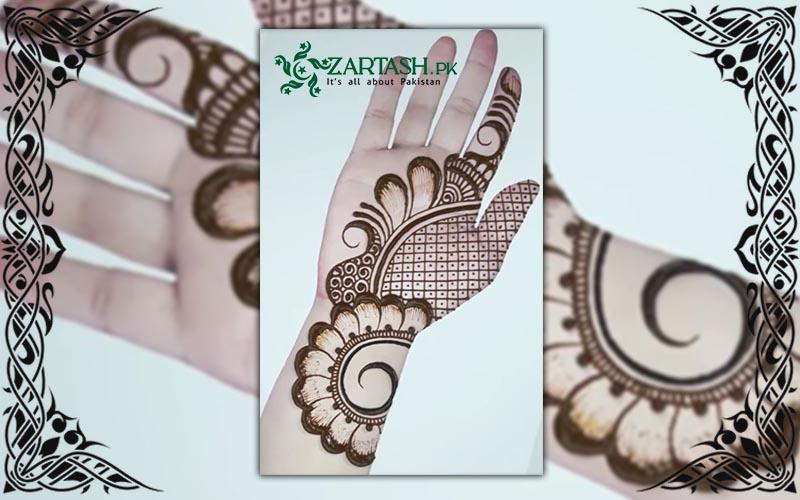 Mehndi Design New