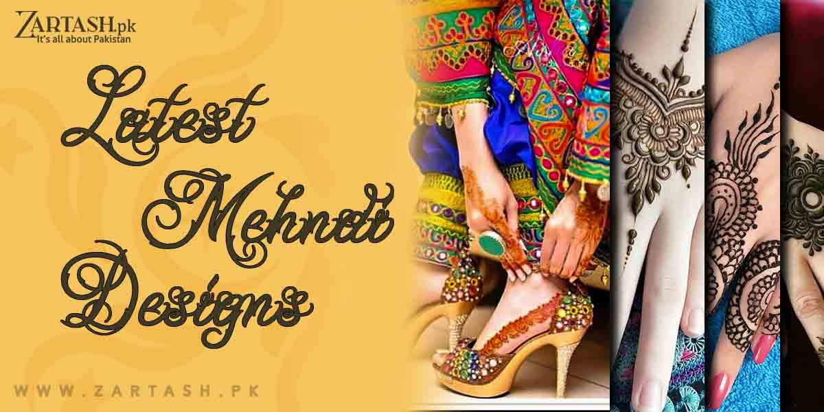 100+ Latest Mehndi Designs with Images