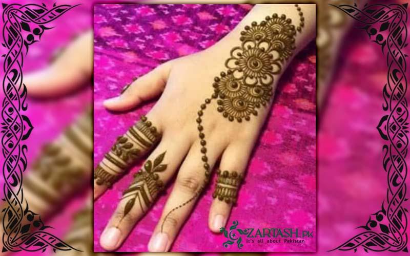 Pics of Mehndi Designs