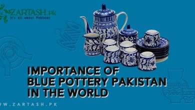 Photo of Importance of Blue Pottery Pakistan in the World