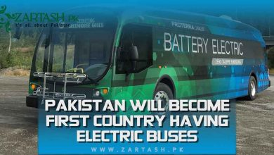 Photo of Pakistan will Become First Country having Electric Buses
