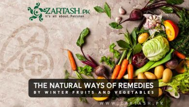 Photo of Natural Remedies by Winter Fruits and Vegetables