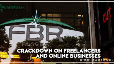 Photo of Crackdown on Freelancers and Online Businesses