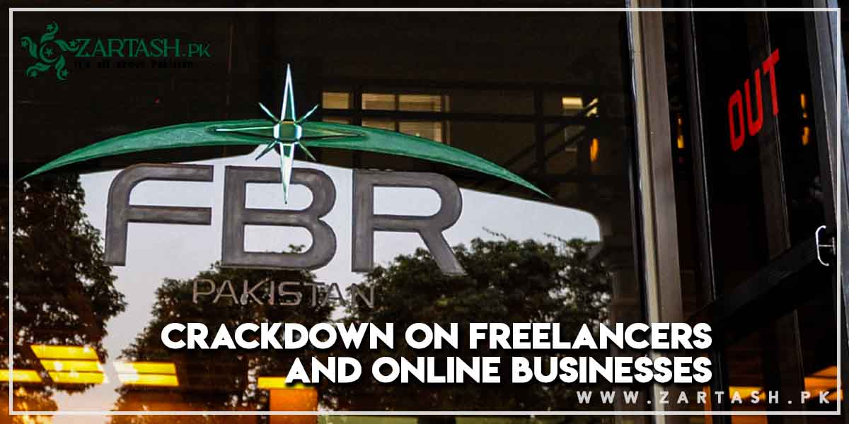 Crackdown on Freelancers and Online Businesses