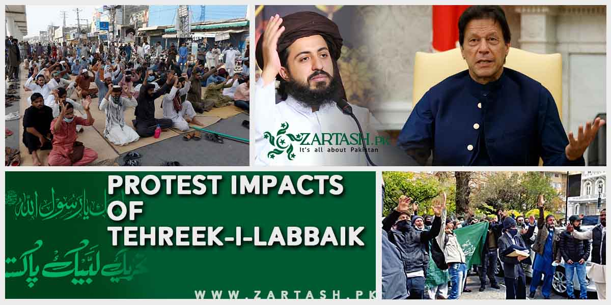 Protest Impacts of Tehreek-i-Labbaik