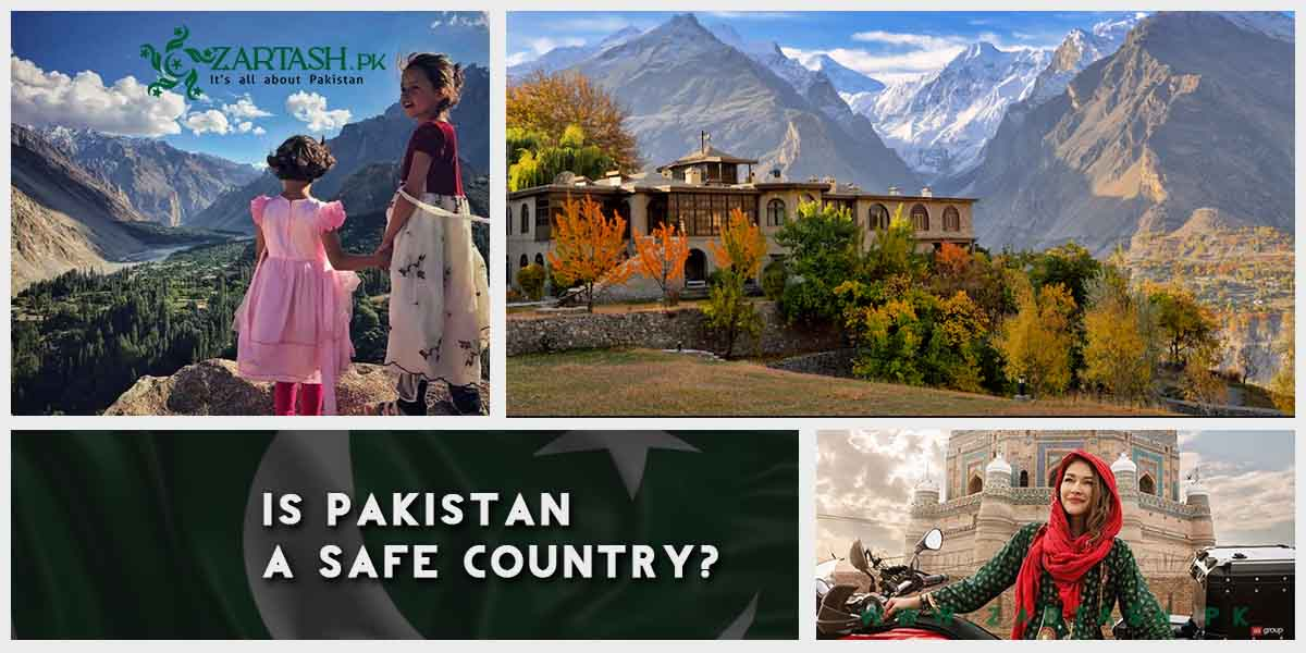 Is Pakistan a Safe Country?