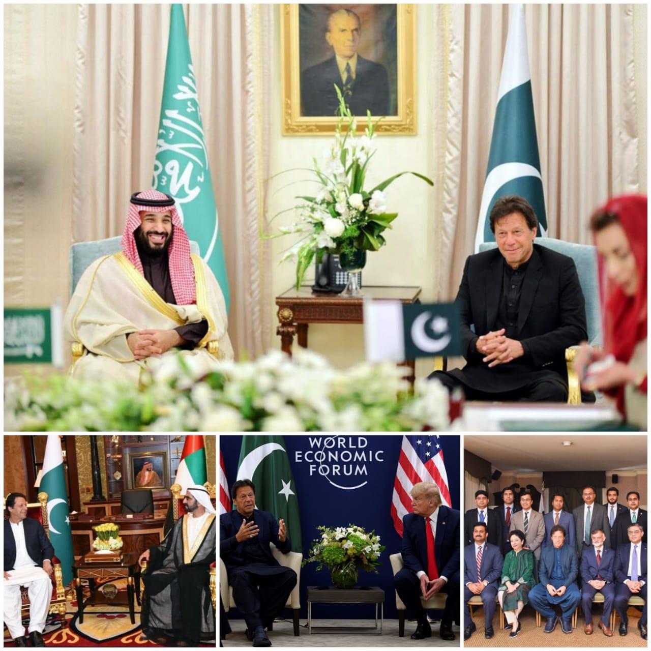 China, Saudi Arabia, Qatar & UAE Approach