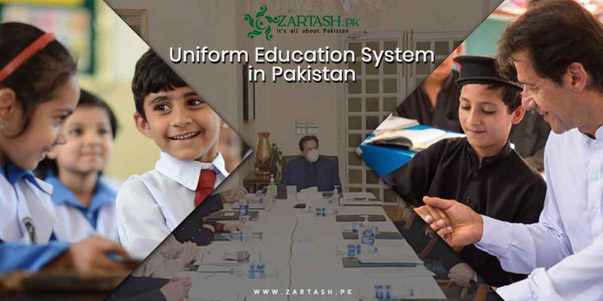 Uniform Education System in Pakistan